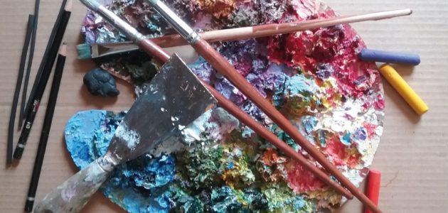 Journées portes ouvertes : Ateliers de peinture
