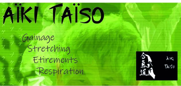 Aïki Taïso