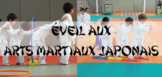 Éveil aux arts martiaux japonais